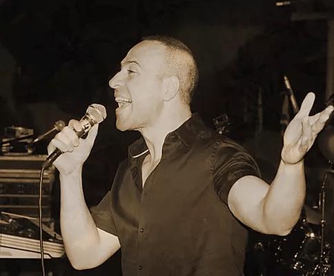 chanteur israélien Privé professionnel Amit Hayo