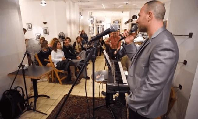 israélien chanteur à embaucher